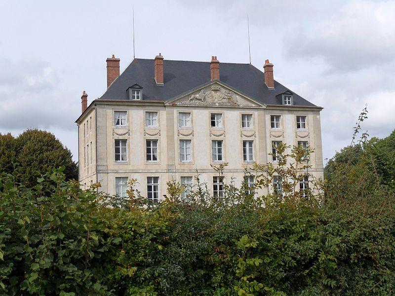Photo du Monument Historique Château de Montjalin situé à Sauvigny-le-Bois