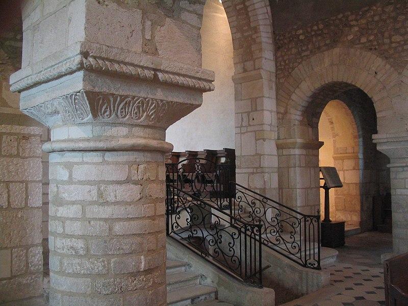 Photo du Monument Historique Eglise Saint-Savinien situé à Sens