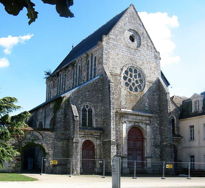 Photo du Monument Historique Hôpital Saint-Jean situé à Sens