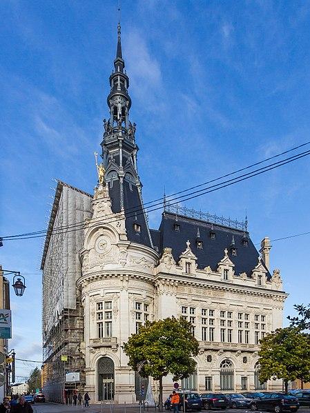 Photo du Monument Historique Hôtel de ville situé à Sens