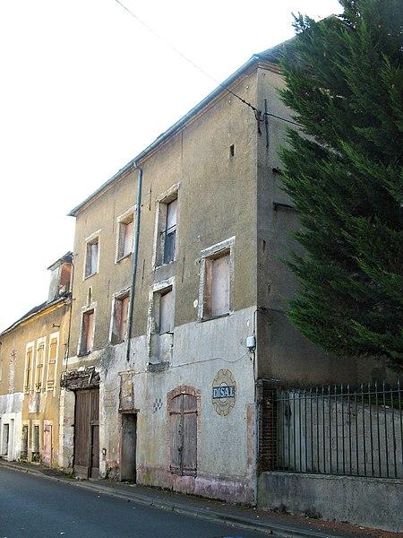 Photo du Monument Historique Immeubles dits Ancien Moulin de la Vierge situé à Sens
