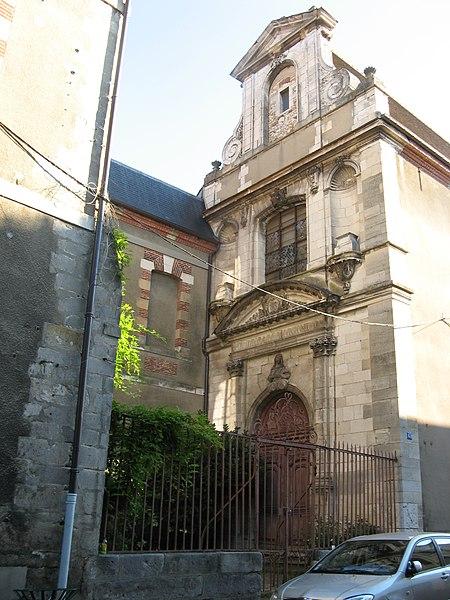 Photo du Monument Historique Lycée situé à Sens