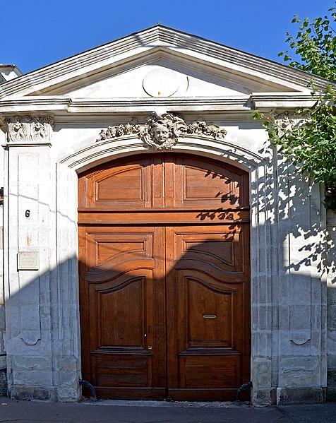 Photo du Monument Historique Maisons situé à Sens