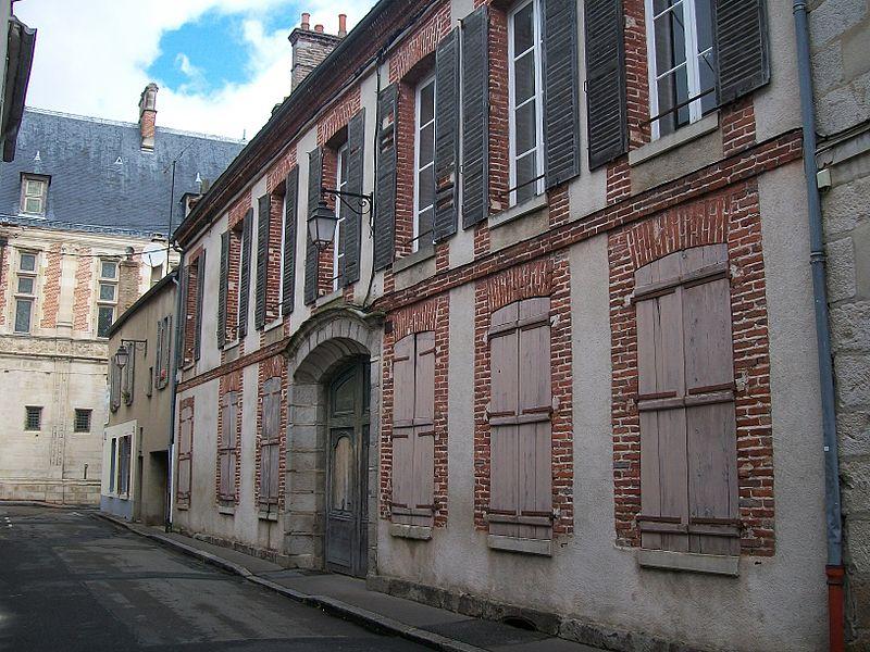 Photo du Monument Historique Maison situé à Sens