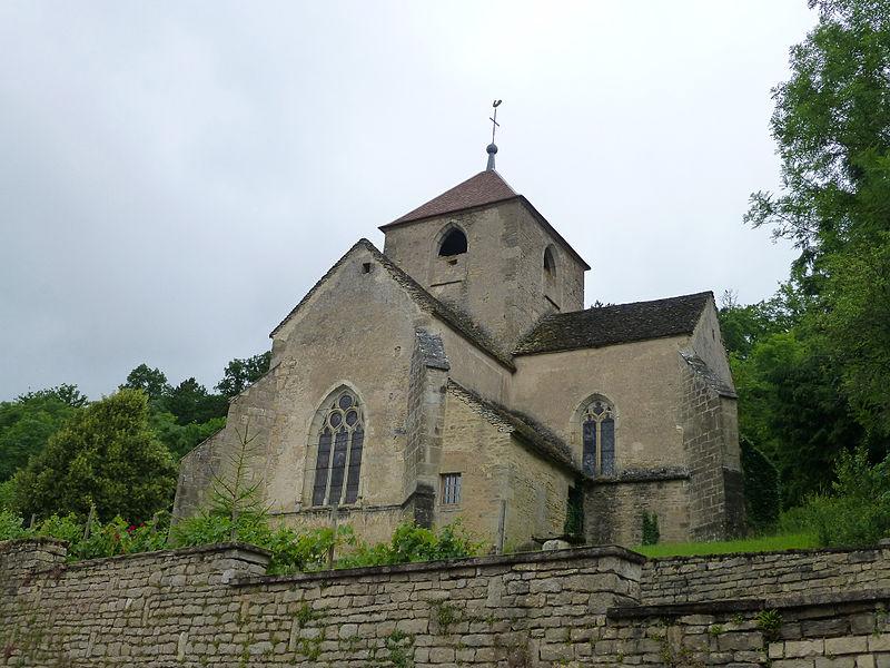 Photo du Monument Historique Eglise situé à Talcy
