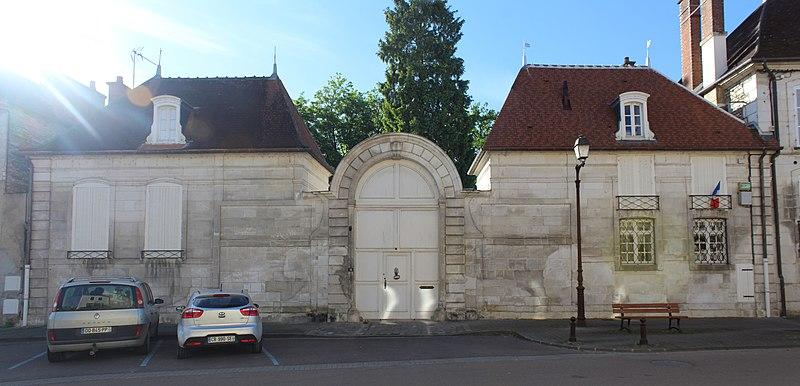 Photo du Monument Historique Maison situé à Tonnerre