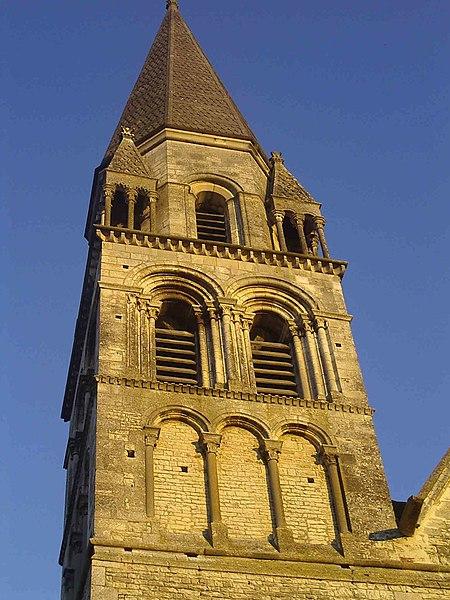 Photo du Monument Historique Eglise Notre-Dame situé à Vermenton