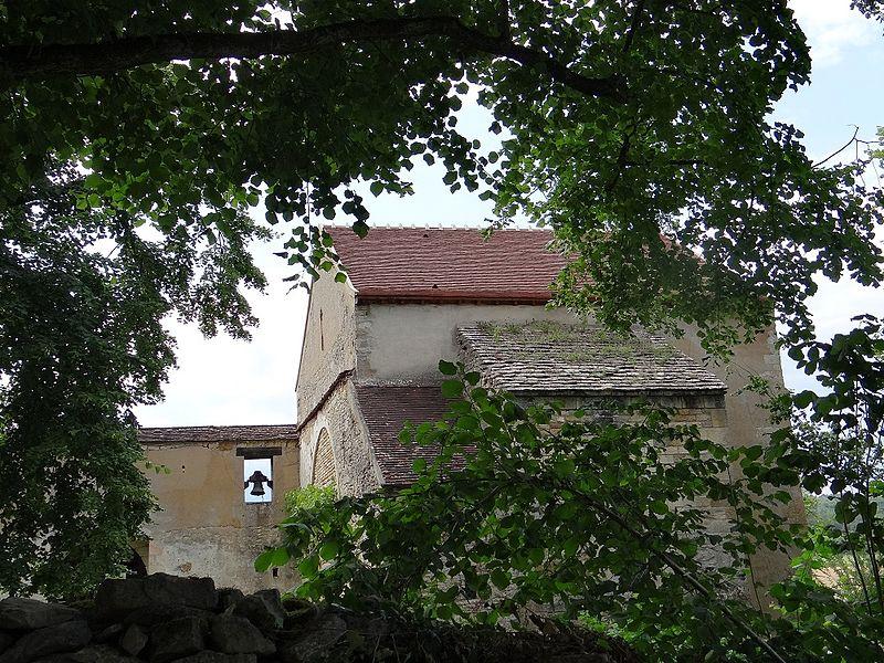 Photo du Monument Historique Chapelle de la Cordelle situé à Vézelay