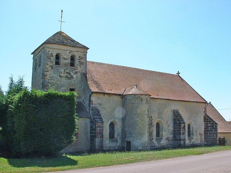 Photo du Monument Historique Eglise situé à Vignes