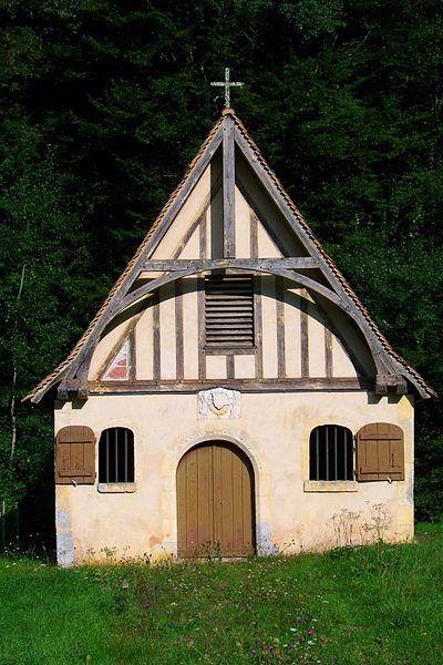 Photo du Monument Historique Chapelle Saint-Cloud situé à Villeneuve-Saint-Salves