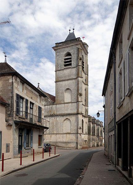 Photo du Monument Historique Eglise Notre-Dame situé à Coulanges-sur-Yonne