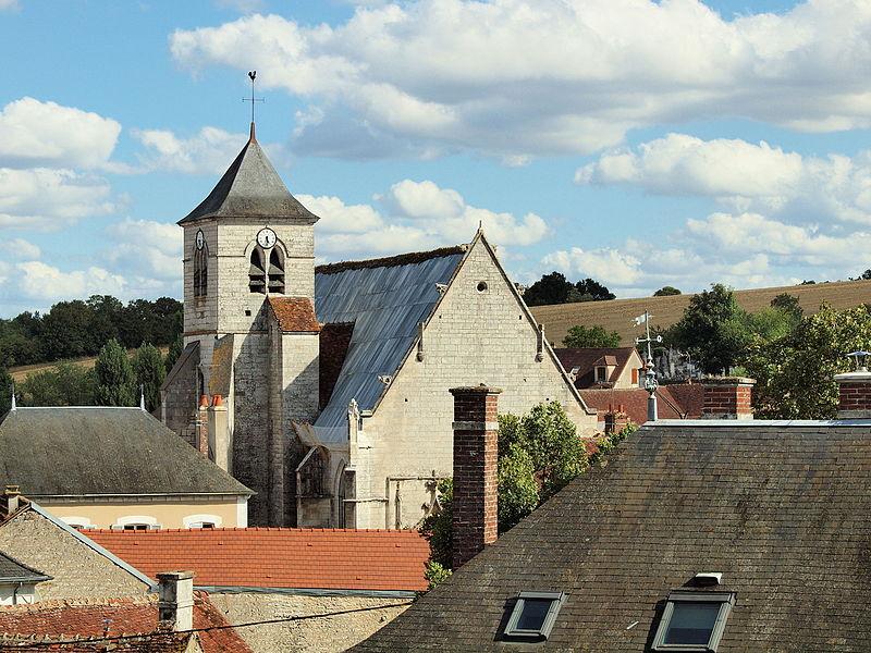 Photo du Monument Historique Eglise Saint-Romain situé à Migé