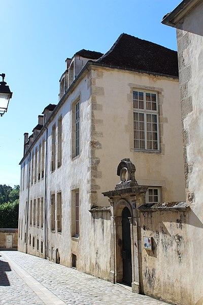 Photo du Monument Historique Hôtel Condé situé à Avallon