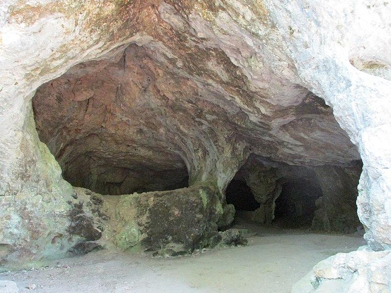 Photo du Monument Historique Grottes préhistoriques situé à Arcy-sur-Cure