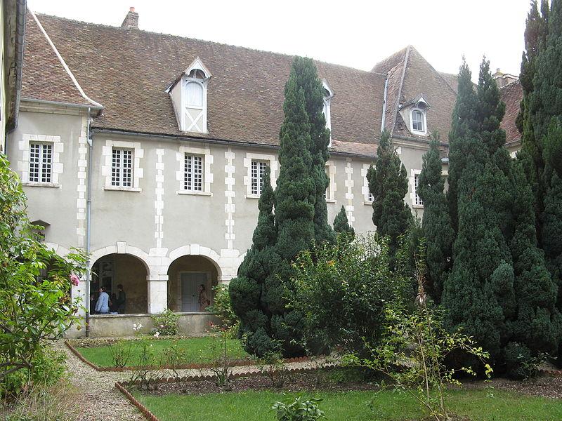 Photo du Monument Historique Carmel situé à Sens