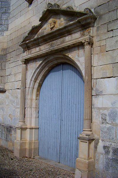 Photo du Monument Historique Eglise paroissiale Saint-Martin situé à Vincelottes