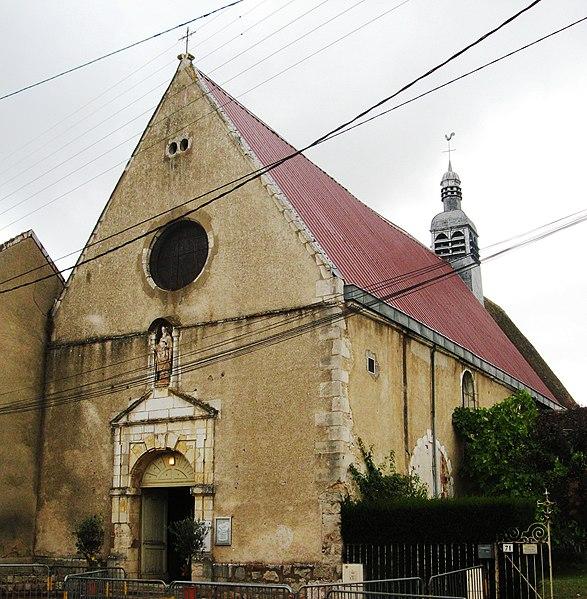 Photo du Monument Historique Eglise Saint-Savinien-le-Jeune situé à Sens