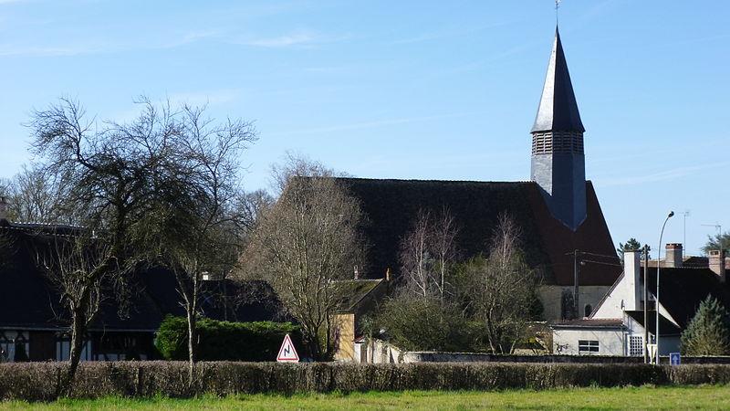 Photo du Monument Historique Eglise Notre-Dame de Malicorne situé à Charny Orée de Puisaye