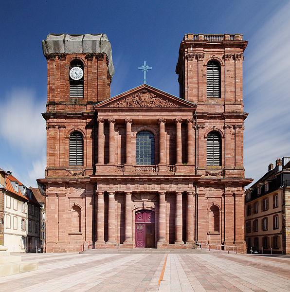 Photo du Monument Historique Eglise Saint-Christophe situé à Belfort