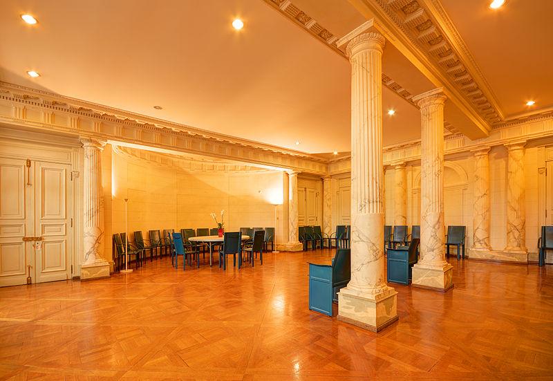 Photo du Monument Historique Hôtel de ville situé à Belfort