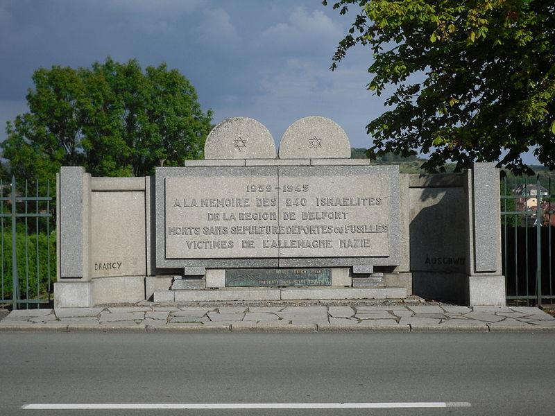 Photo du Monument Historique Cimetière israélite situé à Belfort