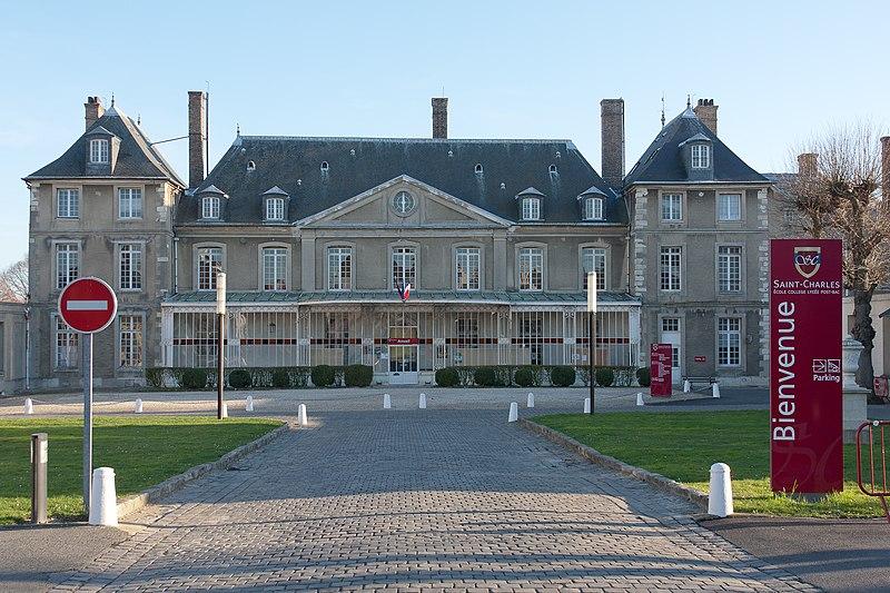 Photo du Monument Historique Château d'Athis situé à Athis-Mons