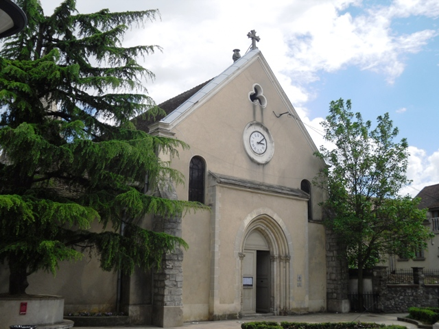 Photo du Monument Historique Eglise situé à Athis-Mons