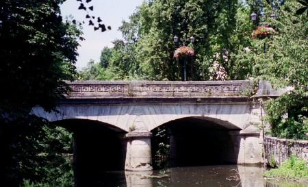 Photo du Monument Historique Pont de Perronet situé à Brunoy