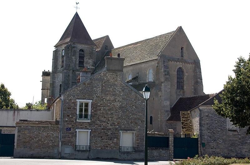 Photo du Monument Historique Eglise Notre-Dame situé à Champcueil