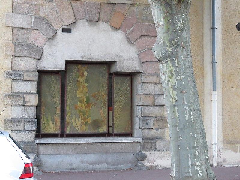 Photo du Monument Historique Immeuble situé à Chilly-Mazarin