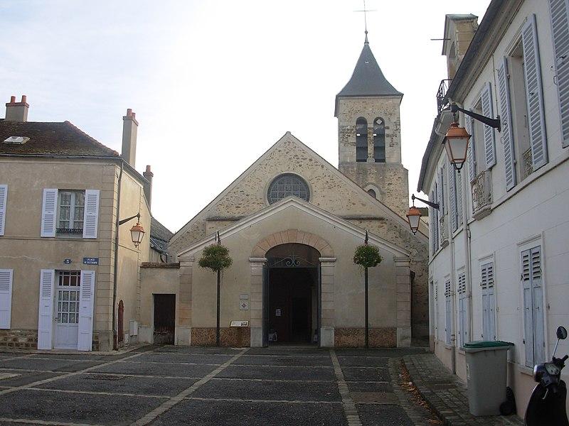 Photo du Monument Historique Eglise Notre-Dame situé à Crosne