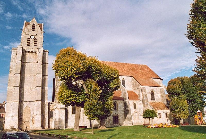Photo du Monument Historique Eglise Saint-Martin situé à Etampes