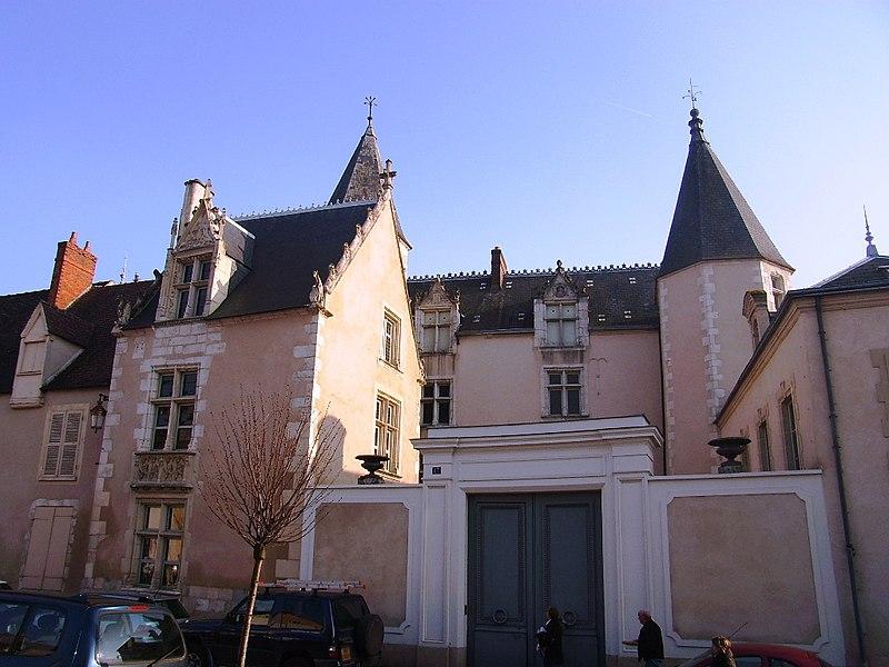 Photo du Monument Historique Hôtel Saint-Yon situé à Etampes