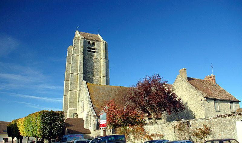 Photo du Monument Historique Eglise Saint-Léonard situé à Les Granges-le-Roi
