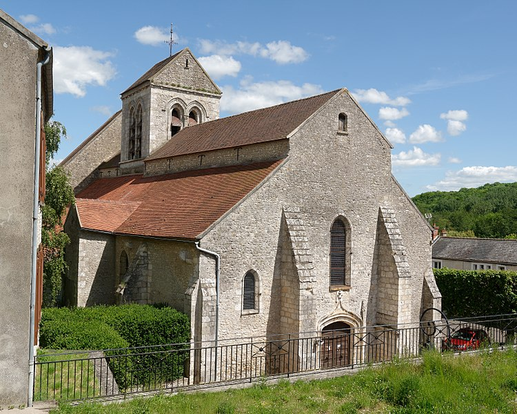 Eglise de Guillerval