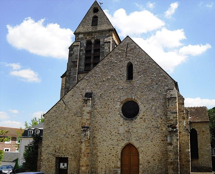 Photo du Monument Historique Eglise Saint-Pierre-d'Igny situé à Igny