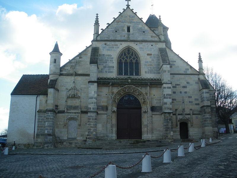 Photo du Monument Historique Eglise Saint-Martin situé à Longjumeau