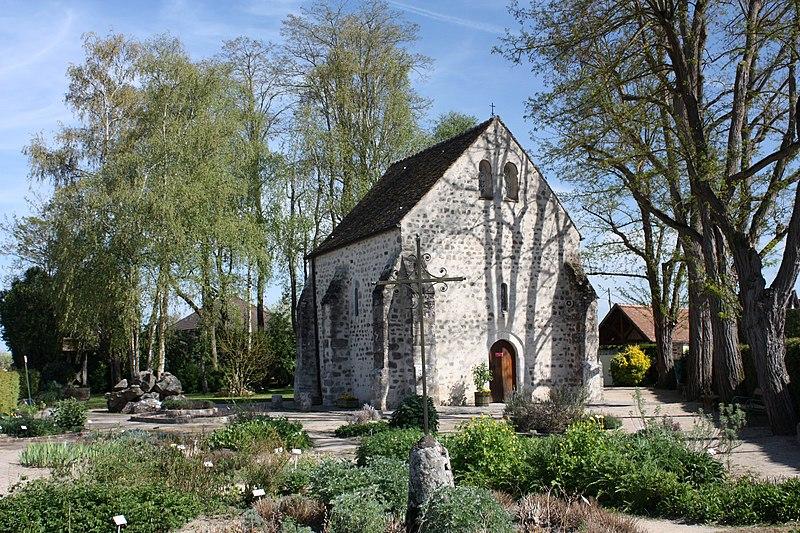 Photo du Monument Historique Chapelle Saint-Blaise et des Simples situé à Milly-la-Forêt