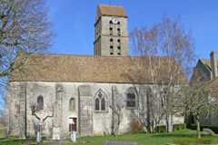 Photo du Monument Historique Eglise situé à Mondeville