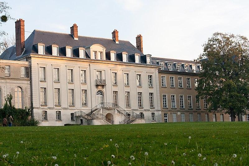 Photo du Monument Historique Château de Morsang situé à Morsang-sur-Orge