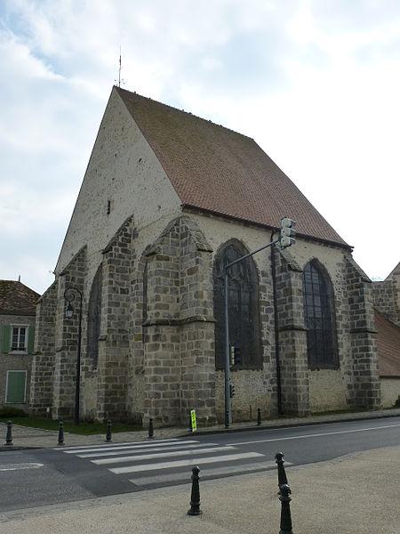 Eglise paroissiale Saint-Denis