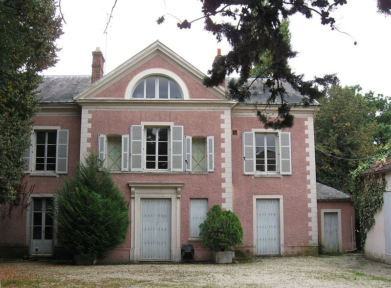 Photo du Monument Historique Maison Ciceri situé à Saint-Chéron