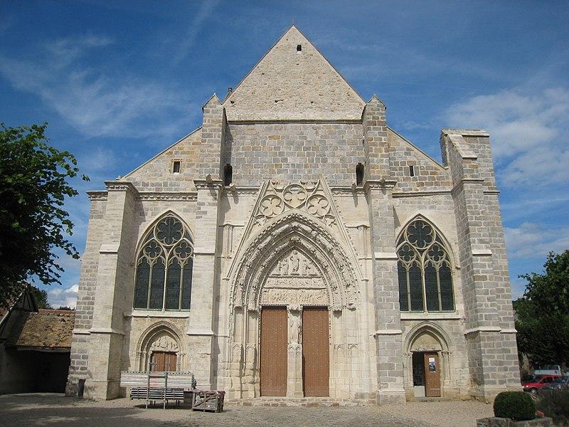 Photo du Monument Historique Eglise Saint-Sulpice situé à Saint-Sulpice-de-Favières