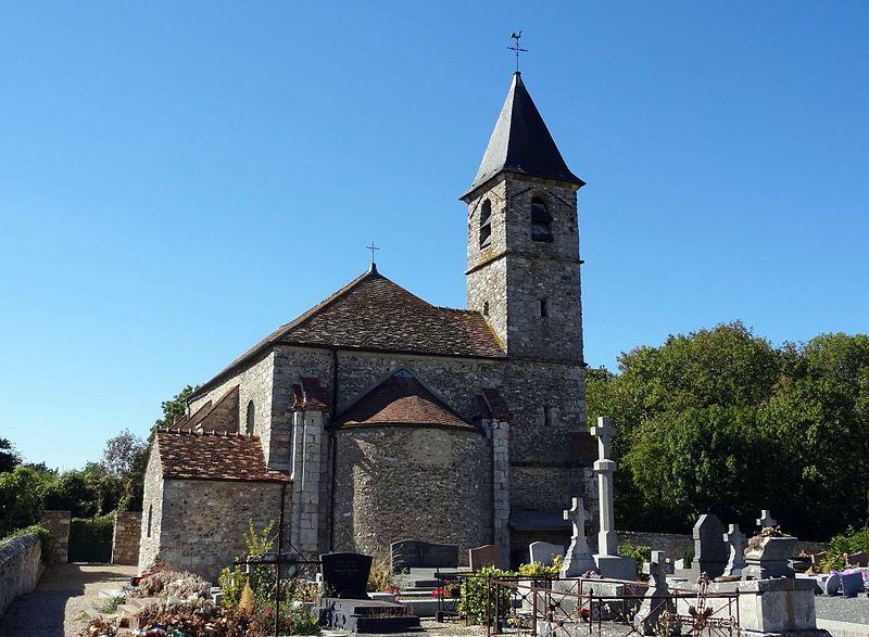 Photo du Monument Historique Eglise Saint-Yon situé à Saint-Yon