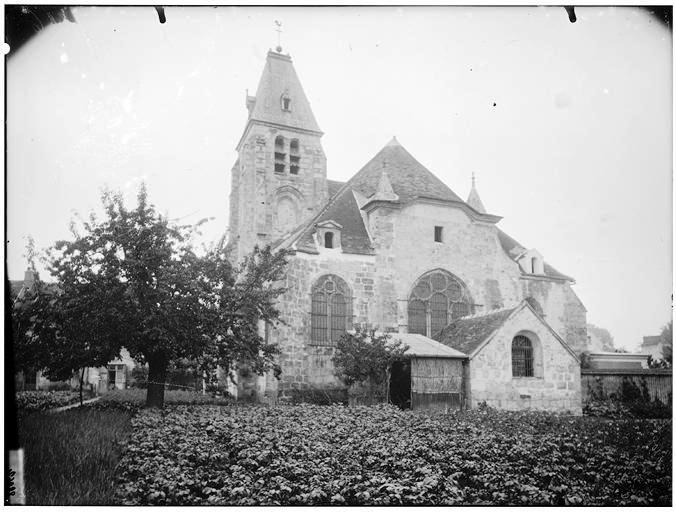 Photo du Monument Historique Eglise situé à Saulx-les-Chartreux
