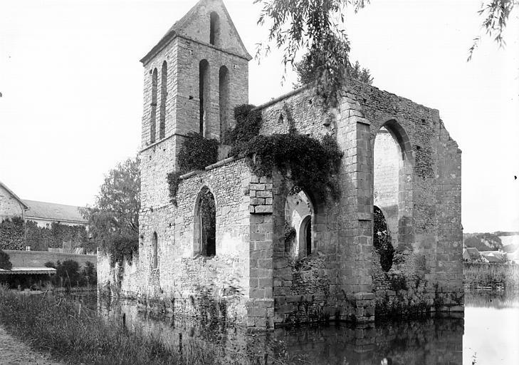 Photo du Monument Historique Eglise situé à Souzy-la-Briche