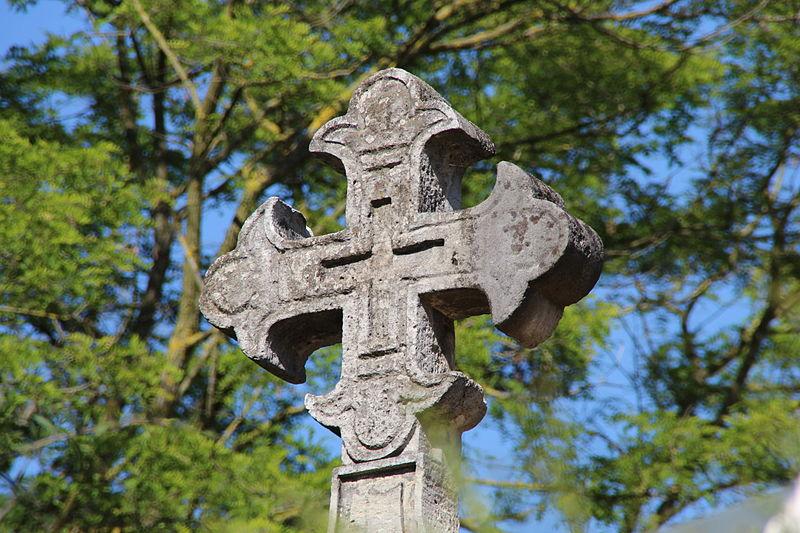 Photo du Monument Historique Croix situé à Vauhallan