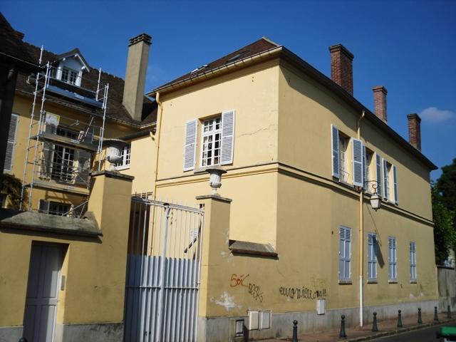 Photo du Monument Historique Château situé à Verrières-le-Buisson