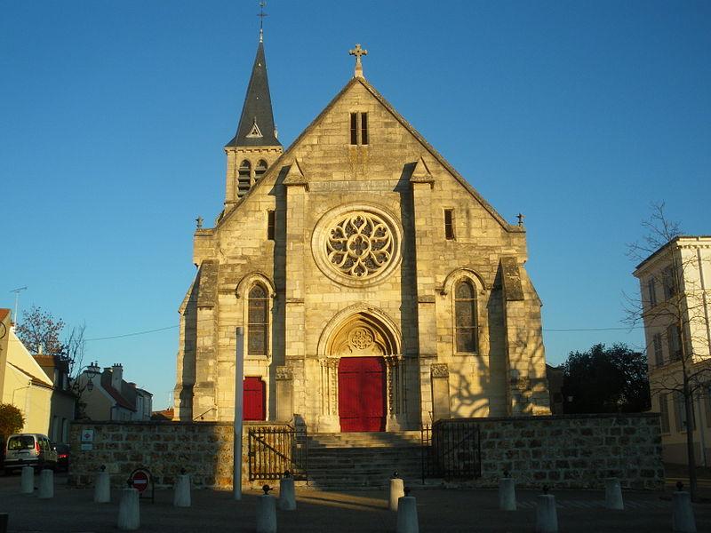 Photo du Monument Historique Eglise Notre-Dame de l'Assomption situé à Verrières-le-Buisson