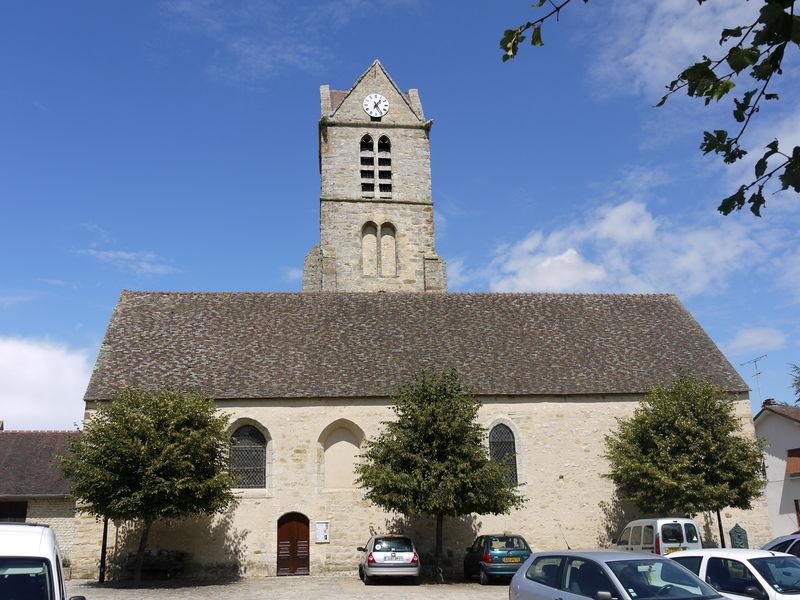 Photo du Monument Historique Eglise situé à Videlles